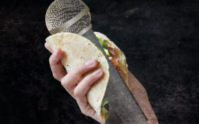 The menagerie returns – let's taco bout it!