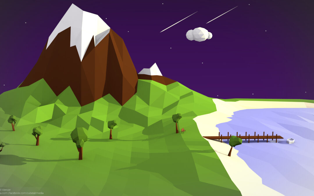 The (Lowpoly) Island Remains